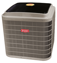 Bryant high-efficency air conditioner